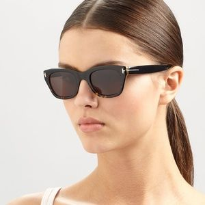 9a3f247751e3 Tom Ford Accessories - Tom Ford Snowdon dark havana sunglasses